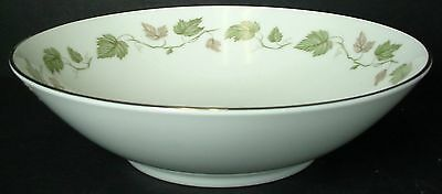 NORITAKE china VINEYARD 6449 pattern ROUND VEGETABLE Serving BOWL 8-1/4""