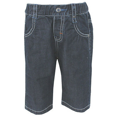 Timberland Baby Boys Kids Denim Blue 6Months Trousers (T9479 404 U33)