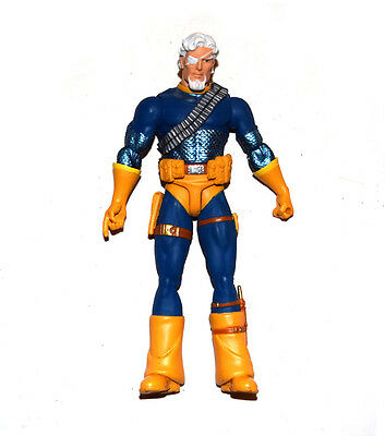 DC Direct DCD Comic Super Hero Deathstroke No Weapons Loose Action Figure