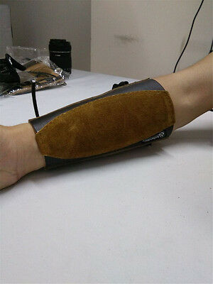 Brand New Handmade Archerymax Cow Leather Traditional Archery Arm Guard