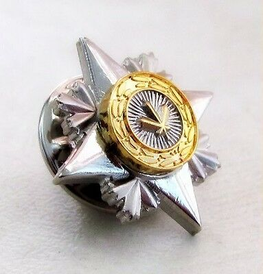Canadian Canada The Star of Courage  Medal  Lapel  Pin