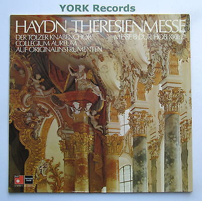 20 22287-3 - HAYDN - Thereienmesse - Excellent Condition LP Record