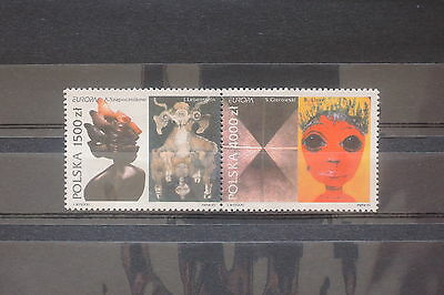 U/d632 - Art: Poland - Fine Selection Of Stamps - Paintings - Mnh **