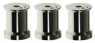3 pcs Aluminum Filament Drive Spools DIY 3D Printer US Shipping