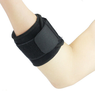 Adjustable Tennis Golf Elbow Brace Support Strap Pad Sports Protector Gayly