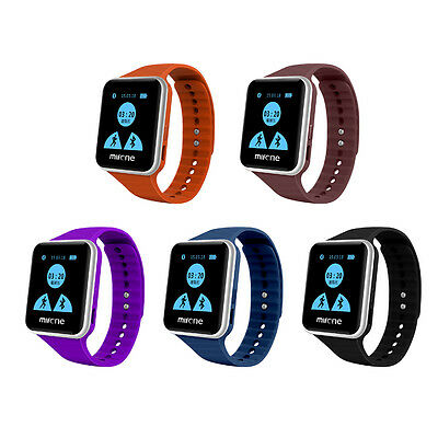 MIfone LED Smart Watch Built-in Blutooth Anti-lose Handsfree Answering Calls UK