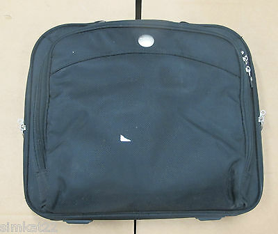 Dell - H9859 Black Protective Deluxe  Laptop Case Shoulder Handled Bag