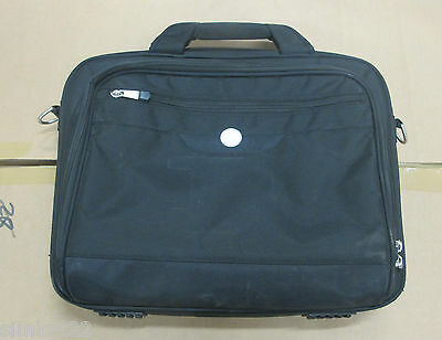 Dell RG392 Black Duluxe Protective Laptop Carry Case Shoulder Handled Bag