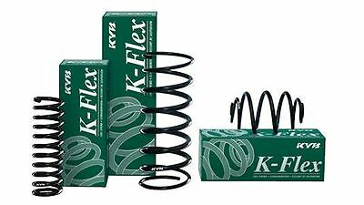 New Kyb K-Flex - Rear - Suspension Road Coil Spring - Rh6097