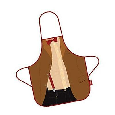 Dr Who - The Eleventh Doctor Childrens PVC Apron - New & Official BBC