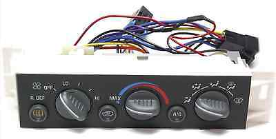 1995 Chevrolet AC Delco 15-72266 Heater Control Panel w/ Rear Defroster New USA