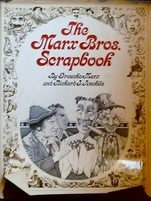 The Marx Brothers scrapbook [1973]
