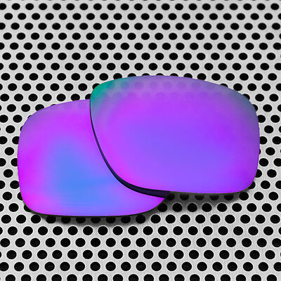 New Volt Purple Replacement Lenses for Oakley Holbrook