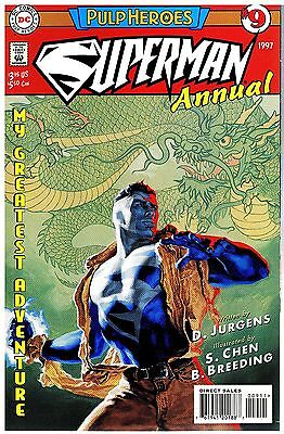 Superman Annual No.9 / 1997 Pulp Heroes