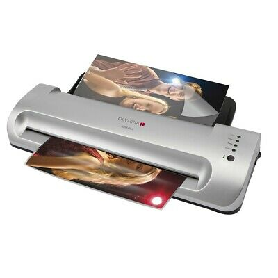Pro Laminating Machine A4 Format Olympia a 296 plus Backloader