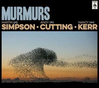 Simpson Cutting Kerr - Murmurs Deluxe Edition (NEW CD+DVD)