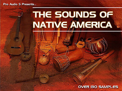 The Sounds Of Native America - Samples .wav