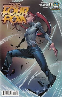 The Four Points #3. Cover B (Aspen Comics) Boarded. Free Uk P+P! New