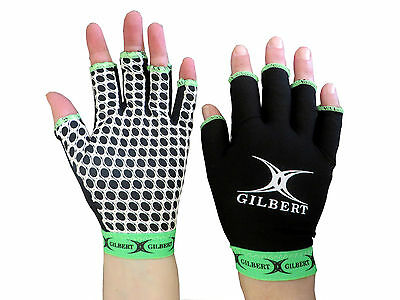 027325 CLEARANCE Gilbert Xact Rugby Gloves - XXL