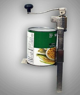 """New MTN Heavy Duty Commercial Restaurant Shop 11"""" Large Table Can Opener #1"""