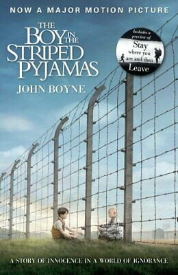 The Boy in the Striped Pyjamas, Boyne, John Paperback Book The Cheap Fast Free