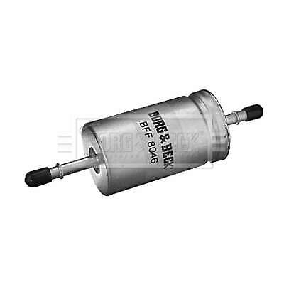 Borg & Beck In-Line Fuel Filter Genuine OE Quality Engine Service Replacement