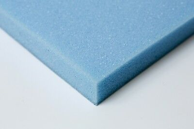 "UPHOLSTERY FOAM SHEET. LOW / MEDIUM / HIGH DENSITY. 60"" x 20"" ANY THICKNESS SIZE"