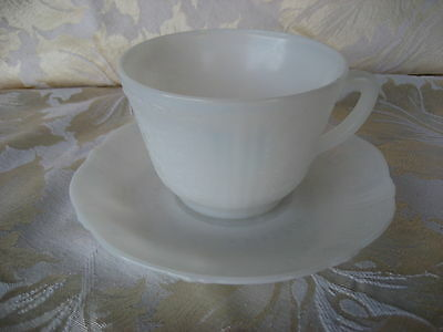Wonderful Pair of American Sweetheart Monax Cups & Saucers