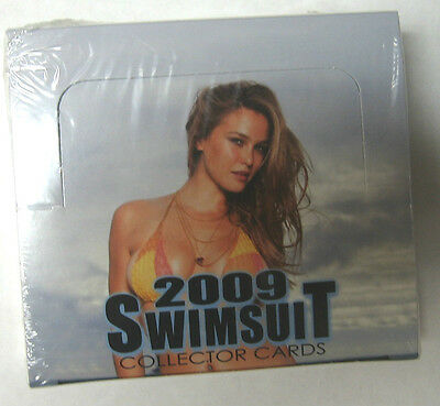 2009 Sports Illustrated Swimsuit Collector Cards Factory Sealed Box