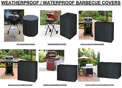 New Garden Outdoor Bbq Grill Protector Storage Cover Waterproof Barbecue Cover