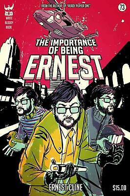 The Importance of Being Ernest by Ernest Cline Paperback Book (English)