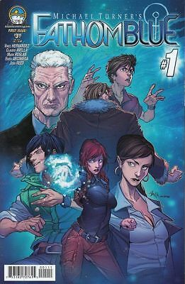 Fathom Blue Vol.1 #1 Cover A (Aspen Comics)