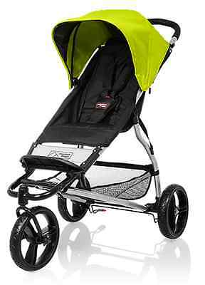 Mountain Buggy 2013 Evolution Mini Single Stroller in Lime Brand New!!