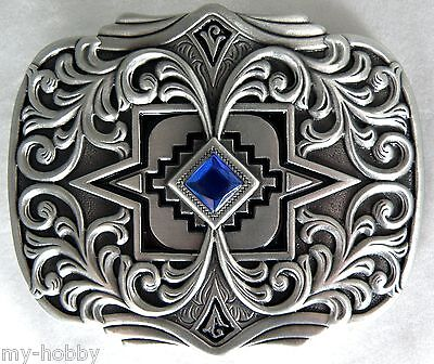 """Southwest Trophy Buckle 1-3/4"""" - Tandy Leather #1770-10 (Discontinued)"""