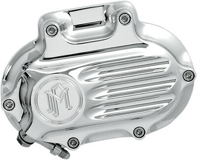 PM Chrome Fluted Hydraulic Clutch Slave Harley Davidson Touring 2007-2013