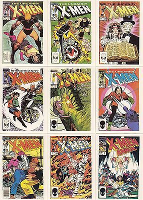 The Uncanny X-Men Covers Series 2 1990 Comic Images Base Card Set Of 45 Marvel