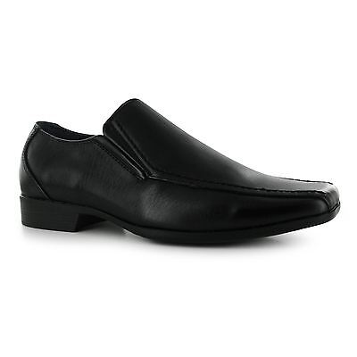 Giorgio Mens Bourne Slip On Shoes Work Formal Footwear