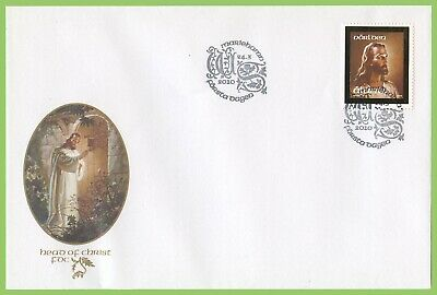Aland 2010 Religious Art First Day Cover