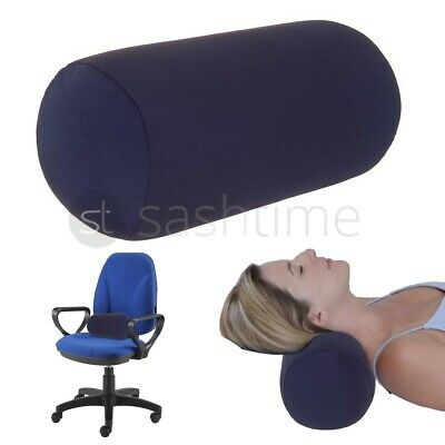 Micro Bead Travel Neck Support Pillow Comfort Head Cushion Beanie Stress Relief