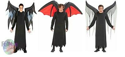 New Inflatable Demon Angel Devil Wings Blow Up Halloween Costume