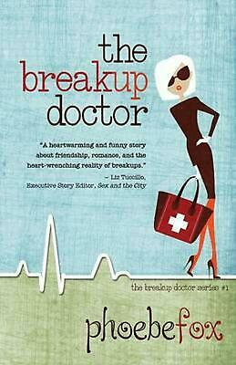 The Breakup Doctor by Phoebe Fox (English) Paperback Book Free Shipping!