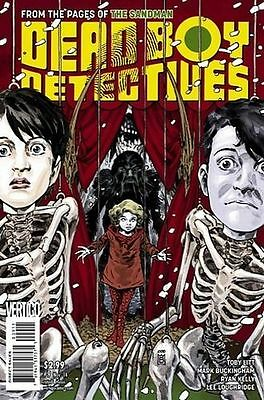 Dead Boy Detectives #9 (NM)`14 Litt/ Buckingham