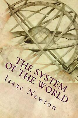 The System of the World by Isaac Newton (English) Paperback Book