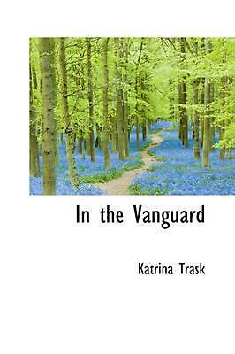 NEW In the Vanguard by Katrina Trask Paperback Book (English) Free Shipping