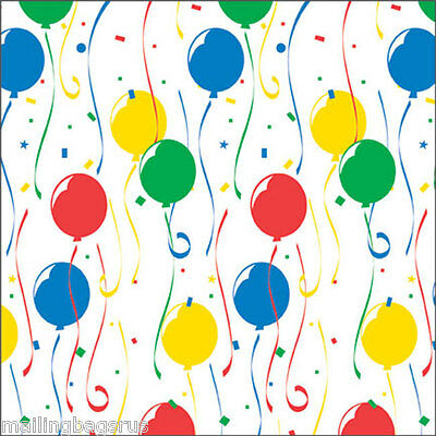 Party Tissue Paper 500mm x 750mm Multi Listing