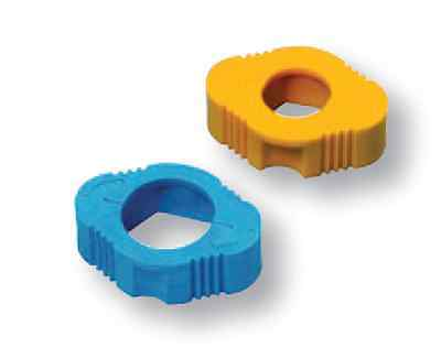 """Hep2O tap connector spanners for 1/2"""" and 3/4' nuts. Hep20 Wavin Hepworth"""
