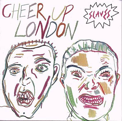 "Slaves - Cheer Up London / Why Would You? 7"" Vinyl Single (2015)"