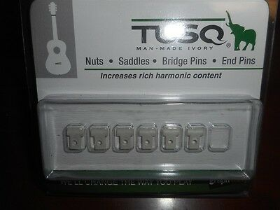 NEW - Graph Tech PQ-8501-00 Post 2000 Nashville Tunematic Saddles - TUSQ