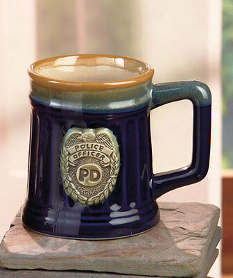 New 16 ounce Police Law Enforcement Ceramic Mug
