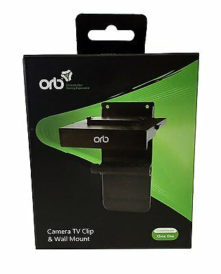 R9B3 Xbox One * Orb Kinect Camera Tv Clip And Wall Mount * New Boxed